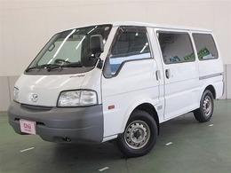 マツダ ボンゴバン 1.8 DX 低床 4WD 2人乗り 5速マニュアル