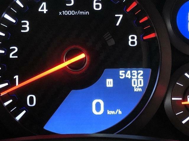走行距離は5432kmまだまだこれからの1台