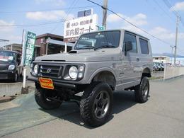 スズキ ジムニー 660 XL 4WD リフトアップ/ターボ/全塗装/ETC