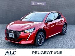 プジョー 208 GTライン DEMOカー 新車保証継承 カープレイ対応