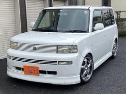 トヨタ bB 1.5 Z Xバージョン アルミ HID マフラー ローダウン ETC