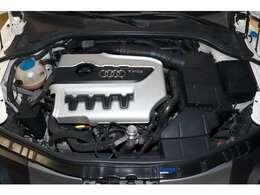 TTのベースエンジンをさらにパワーアップさせた2リッターターボエンジン搭載