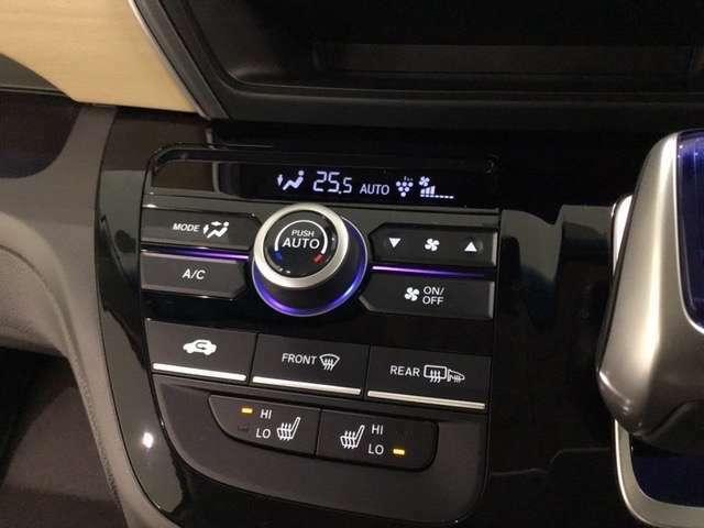 ★空気浄化・脱臭に効果のあるプラズマクラスター機能付きフルオートエアコンで、快適ドライブを♪  ★前席シートにはヒーターが装備されていますので、寒い日もポカポカ快適です!