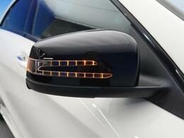 ●ドアミラーウィンカー:対向車からの視認性の高いウィンカーミラー!当然電動格納式ミラーです!