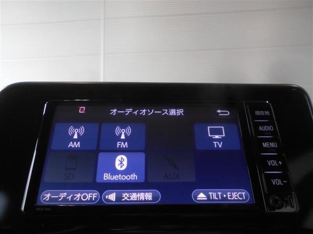 Bluetooth接続可能。お好みのオーディオソースで好きなBGMを聴きながらドライブしましょう♪