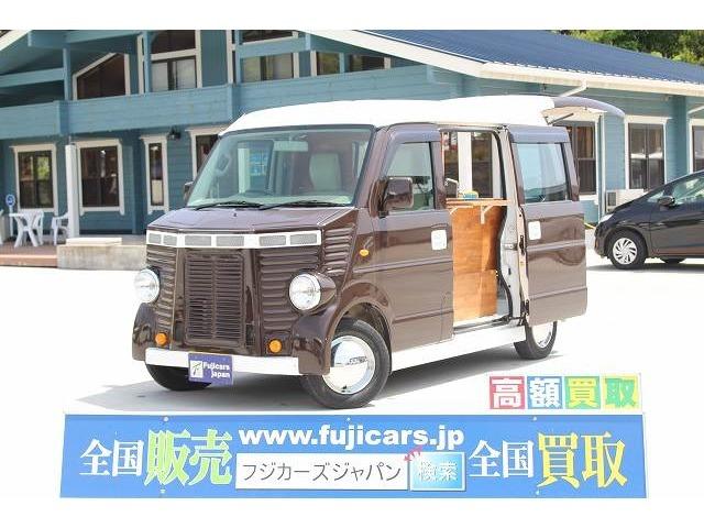 H25 エブリィ 新規架装 移動販売車 フレンチバス仕様 入庫致しました☆