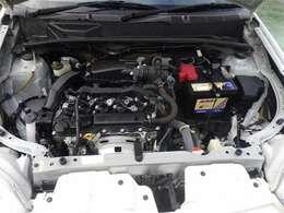 1.3リッターガソリンエンジンです。