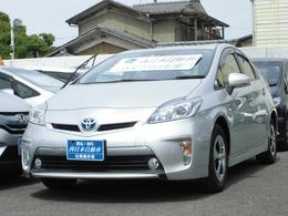 トヨタ プリウスPHV 1.8 G 充電ケーブル・ハーフレザーシート