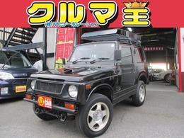 スズキ ジムニー 660 ワイルドウインド リミテッド 4WD ・ターボ・AT車・レカロシート・ETC付