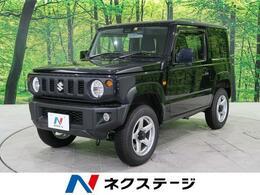 スズキ ジムニー 660 XL スズキ セーフティ サポート 装着車 4WD 5MT スズキセーティー シートヒーター