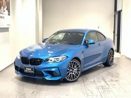 BMW M2コンペティション M DCTドライブロジック 黒レザー19AWハーマン衝突軽減クルコン禁煙