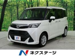 トヨタ タンク 1.0 G コージー エディション 4WD 登録済未使用 両側電動 プリクラッシュ