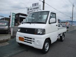 三菱 ミニキャブトラック 660 VX-SE エアコン付 4WD パワステ/タイミングベルト交換済