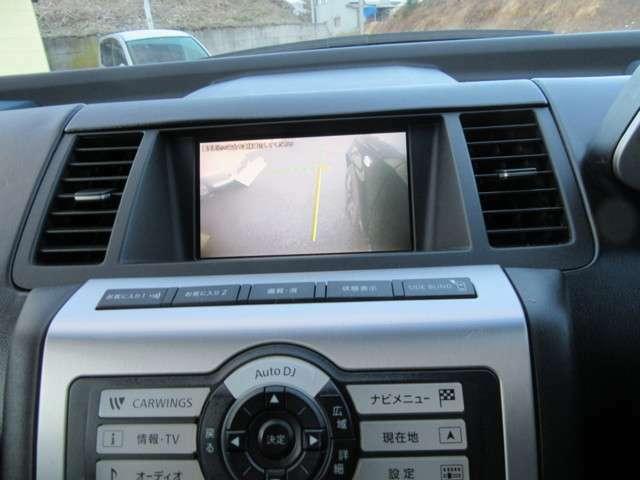 サイドカメラ付。最新式タブレットカード払いで車検板金修理用品等OKです。