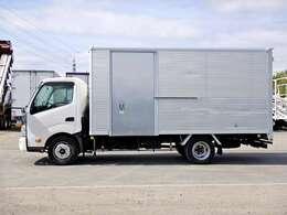 車両総重量5365kg 最大積載量2000kg