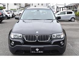 BMW X3 xドライブ25i 4WD サンルーフ ETC HID Iドライブ