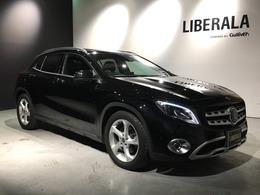 メルセデス・ベンツ GLAクラス GLA220 4マチック 4WD プレミアムPKG パノラマルーフ 黒革