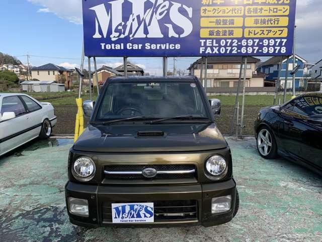 この度は、【MKSstyke】の車両をご覧いただき誠にありがとうございます!ご安心してご乗車頂けるように整備・清掃をしっかりと行っております。