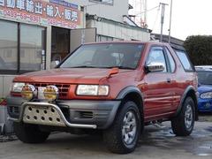 いすゞ ミュー の中古車 3.0 オープントップ ディーゼルターボ 4WD 埼玉県東松山市 59.9万円