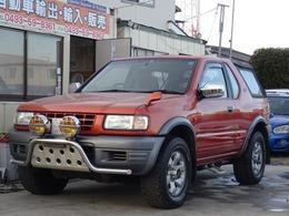 いすゞ ミュー 3.0 オープントップ ディーゼルターボ 4WD ターボ車4WD車 修復歴無し 234
