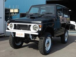 スズキ ジムニー 660 ワイルドウインド 4WD 3インチリフトアップ 社外AW