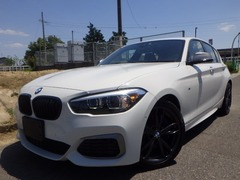 BMW 1シリーズ の中古車 M140i エディション シャドー 岐阜県岐阜市 398.8万円