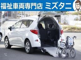 トヨタ ラクティス 1.3 X ウェルキャブ 車いす仕様車スロープタイプ タイプI 助手席側リアシート付 キーレス ニールダウン 電動固定装置