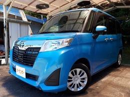 トヨタ ルーミー 1.0 G ETC保証付CVT両側電動スライドア