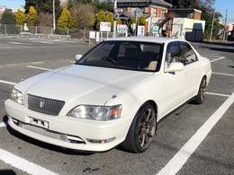 トヨタ クレスタ 2.5 スーパールーセント AT-MT/車高調/LSD/インタークーラー