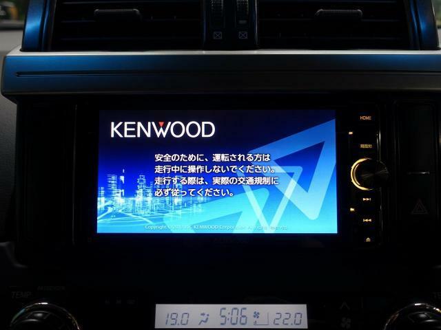彩速ナビ『お好きな音楽を聞きながらのドライブも快適にお過ごしいただけます。』