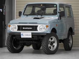 スズキ ジムニー 660 XC 4WD 全塗装・リフトアップ・MTタイヤ
