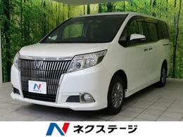 トヨタ エスクァイア 2.0 Gi 純正SDナビ フリップダウンモニター