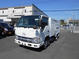 マツダ タイタン 1.5トン 冷蔵冷凍車 マイナス30℃設定 BKG-LHR85AN 左サイドドア