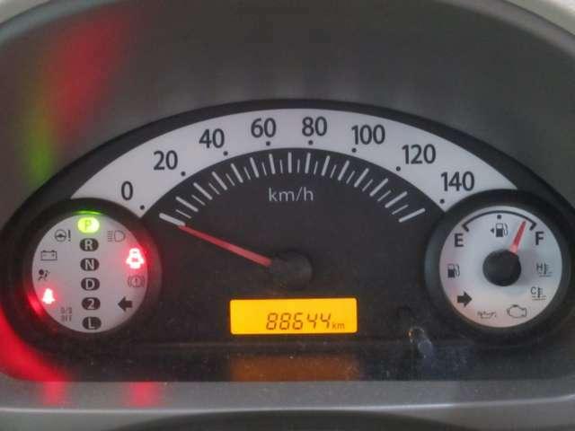 走行は、88,644キロです!!