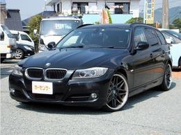 BMW 3シリーズツーリング 320i 純正HDDナビ地デジ/社外19AW/ローダウン