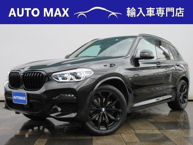 ◆2020y BMW X3 xDrive20d ミッドナイトエディション◆130台限定車◆入庫致しました◆