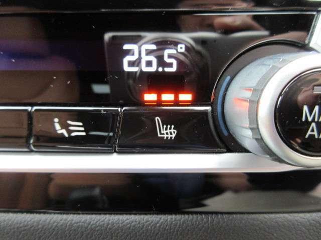 ◆ヒートシーター機能◆三段階で温度調整が可能です◆