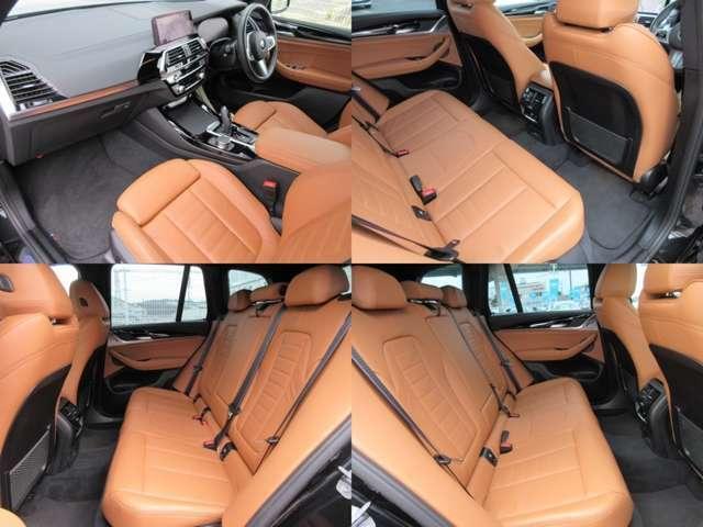 ◆リアシート◆ゆったりと寛げる空間設計です◆ロングドライブも疲れにくい設計です◆