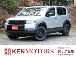 ホンダ クロスロード 1.8 18X HIDエディション 4WD ホワイトレタータイヤ