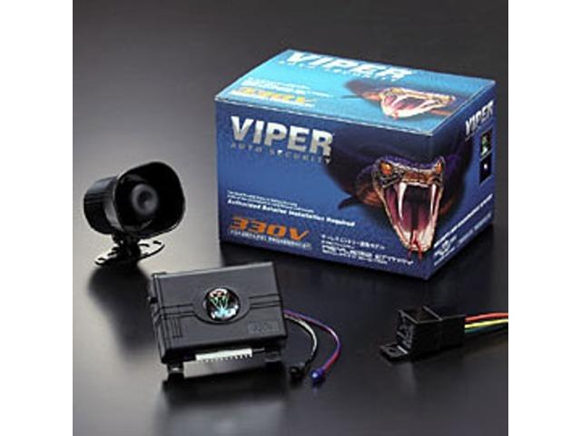 Bプラン画像:VIPERセキュリティ※型番330V※純正キーレス連動タイプ
