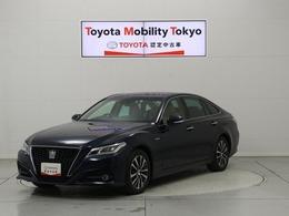 トヨタ クラウン ハイブリッド 2.5 G メーカーナビ・TSS・ICS
