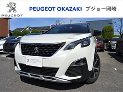 プジョー 3008 の中古車 GTライン ブルーHDi 愛知県岡崎市 359.0万円