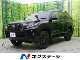 トヨタ ランドクルーザープラド 2.7 TX Lパッケージ ブラック エディション 4WD セーフティセンス レーダークルーズ 7人