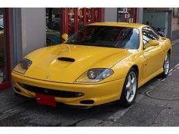 フェラーリ 550マラネロ 5.5 D車 フェラーリバッグ シートエンボス