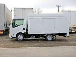 車両総重量4775kg 最大積載量2000kg