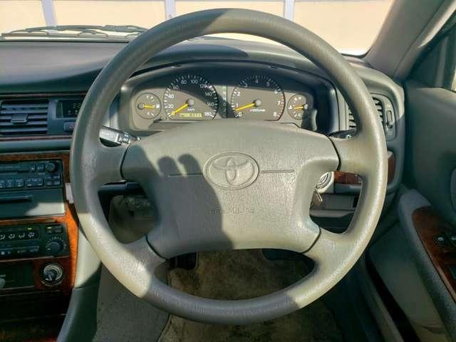ドライバー目線の画像です。視界も確保されているので、見やすいです!