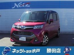 トヨタ タンク 1.0 カスタム G-T 9インチナビ