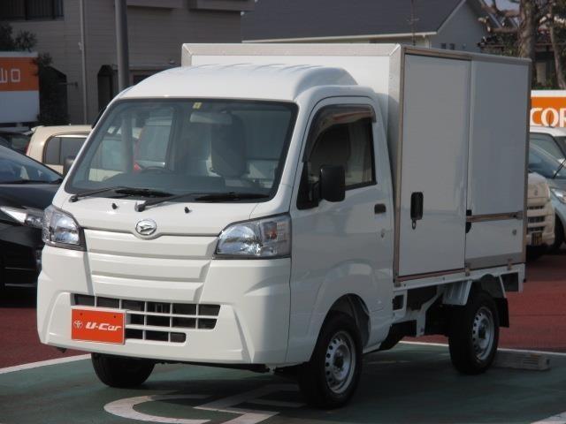 令和2年式のハイゼットトラック保冷車を入庫しました☆