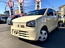 スズキ アルト 660 L スズキ セーフティ サポート装着車 ETC ドラレコ ナンバーフレーム付き