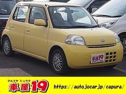 ダイハツ エッセ 660 L The代車/キーレス/CDコンポ/保証付